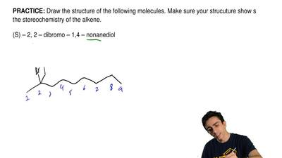 Draw the structure of the following molecules. Make sure your strucuture show ...