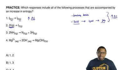 Which responses include all of the following processes that are acccompanied b...