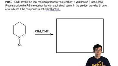 "Provide the final reaction product or ""no reaction"" if you believe it is the c..."