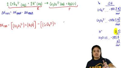 Use the standard enthalpies of formation in the table to calculate Δ H° for th...