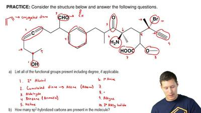 Consider the structure below and answer the following questions. ...
