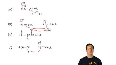 Which of these is not a step in the mechanism of the aldol reaction? ...