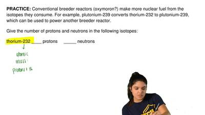 Conventional breeder reactors (oxymoron?) make more nuclear fuel from the isot...