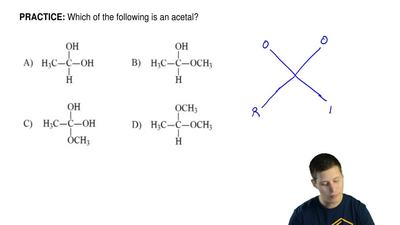 Which of the following is an acetal? ...