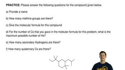 how to read bond line formulas