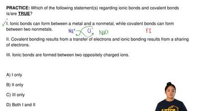 which compound contains both ionic and covalent bonds? a