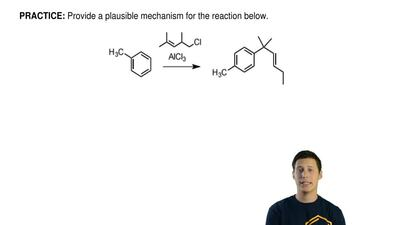 Provide a plausible mechanism for the reaction below. ...