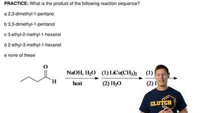 What is the product of the following reaction sequence?  a 2,3-dimethyl-1-pent...