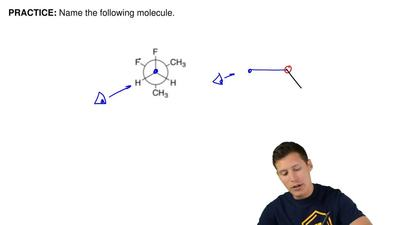 Name the following molecule.  ...