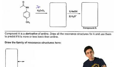 To study the effect of substituents on the pKa of aniline derivatives, a compo...