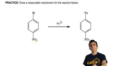 Draw a reasonable mechanism for the reaction below. ...
