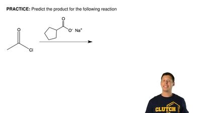 Predict the product for the following reaction ...