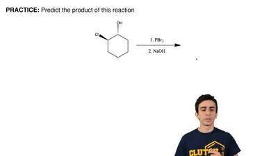 Predict the product of this reaction ...
