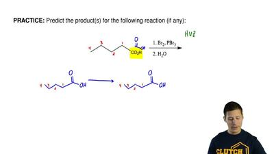 Predict the product(s) for the following reaction (if any):  ...