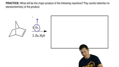 What will be the major product of the following reactions? Pay careful attenti...