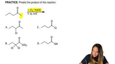Predict the product of this reaction. ...