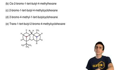 Using your knowledge of nomenclature, which name do you think fits this molecu...