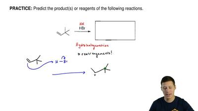 Predict the product(s) or reagents of the following reactions. ...