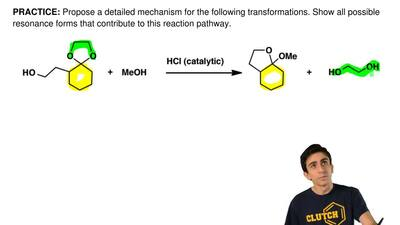 Propose a detailed mechanism for the following transformations. Show all possi...