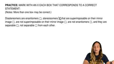 MARK WITH AN X EACH BOX THAT CORRESPONDS TO A CORRECT STATEMENT: (Notes: More ...