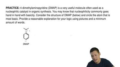 4-dimethylaminopyridine (DMAP) is a very useful molecule often used as a nucle...
