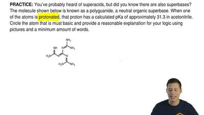 You've probably heard of superacids, but did you know there are also superbase...