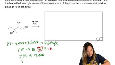 For the reaction shown below, draw the structure of the major product(s). Wher...