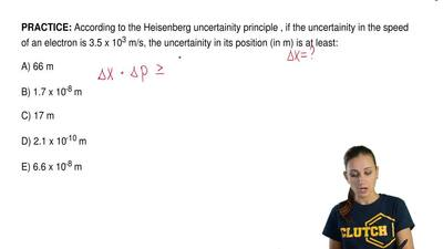 According to the Heisenberg uncertainity principle , if the uncertainity in th...