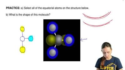 What is the electron-domain (charge-cloud) ge... | Clutch Prep H2cch2 Molecular Geometry