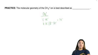 Determine the electron geometry (eg), molecul... | Clutch Prep H2cch2 Molecular Geometry