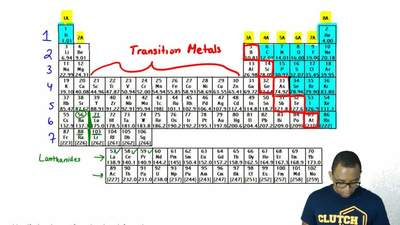 Identify the element from the given information.  a) Alkaline earth metal in t...