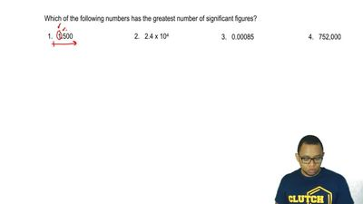 Which of the following numbers has the greatest number of significant figures?...
