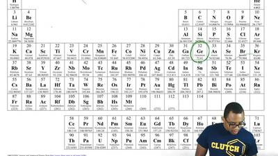 The electron configuration for Ge is __________.  A. 1s 22s 22p 63s 23p 64s 24...