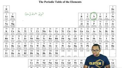 For the successive ionization of an atom of Nitrogen, where would the first la...