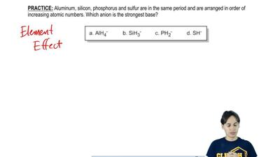 Aluminum, silicon, phosphorus and sulfur are in the same period and are arrang...
