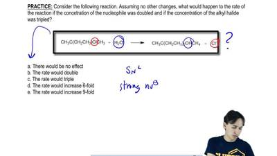 Consider the following reaction. Assuming no other changes, what would happen ...