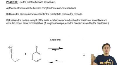 Use the reaction below to answer A-C. ...