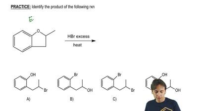 Identify the product of the following rxn ...