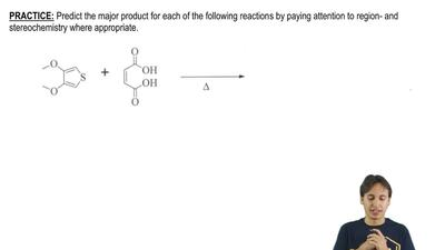 Predict the major product for each of the following reactions by paying attent...