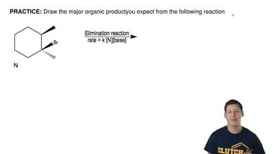 Draw the major organic productyou expect from the following reaction ...