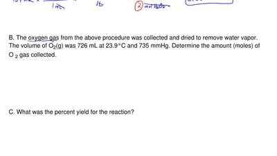 For the decomposition of hydrogen peroxide reaction below, the reaction is slo...