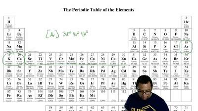 If the ground state electron configuration of an element is [Ar]3d 104s24p3, w...