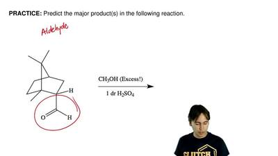 Predict the major product(s) in the following reaction. ...