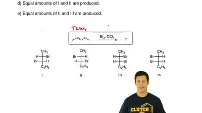 Which of the statements is most correct regarding the products expected from t...
