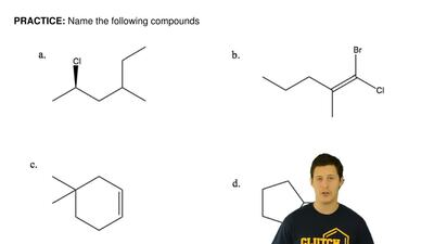 Name the following compounds ...