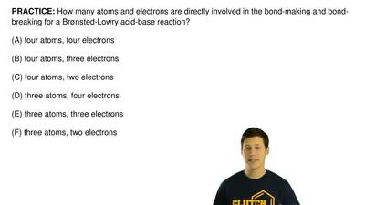 How many atoms and electrons are directly involved in the bond-making and bond...