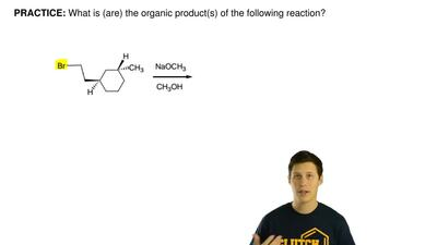 What is (are) the organic product(s) of the following reaction? ...
