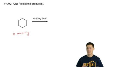 Predict the product(s).    ...