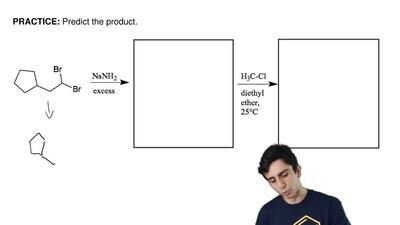 Predict the product. ...