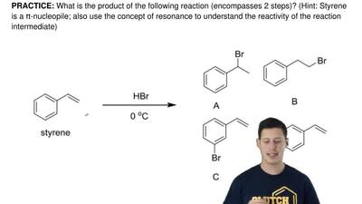 What is the product of the following reaction (encompasses 2 steps)? (Hint: St...